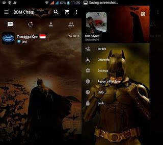 BBM Mod Batman
