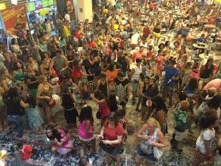 Balanço positivo no Carnaval do Center Shopping
