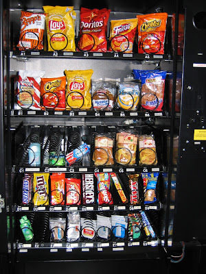 How to design vending machine in Java