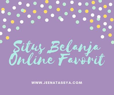 Situs Belanja Online Favorit 2018