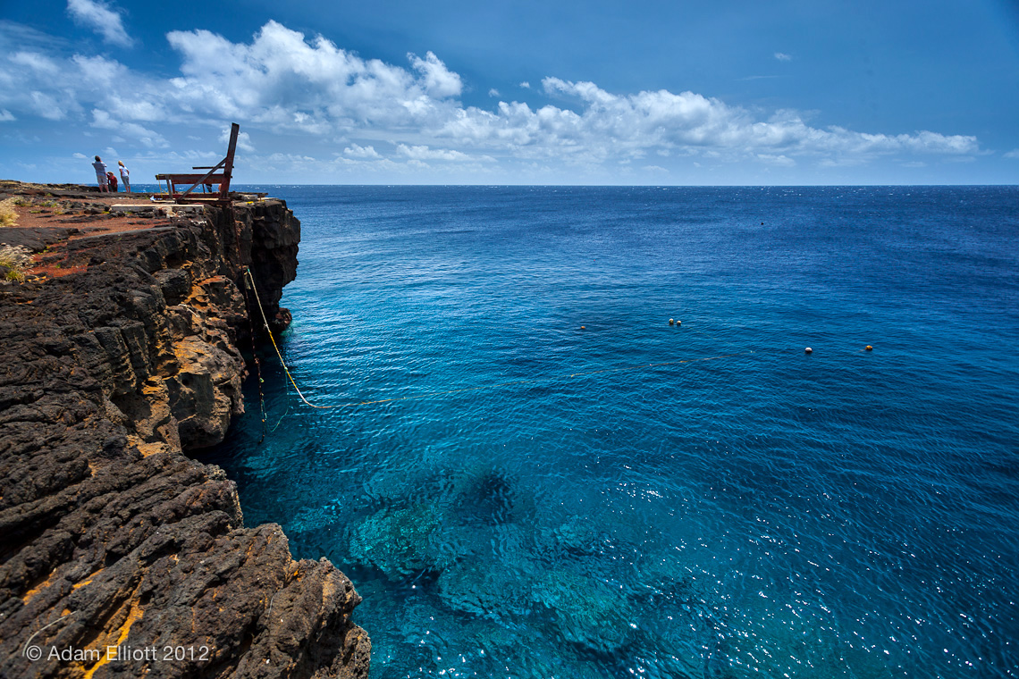 SSN   SSN Takes a look at the World's Best Cliff Diving