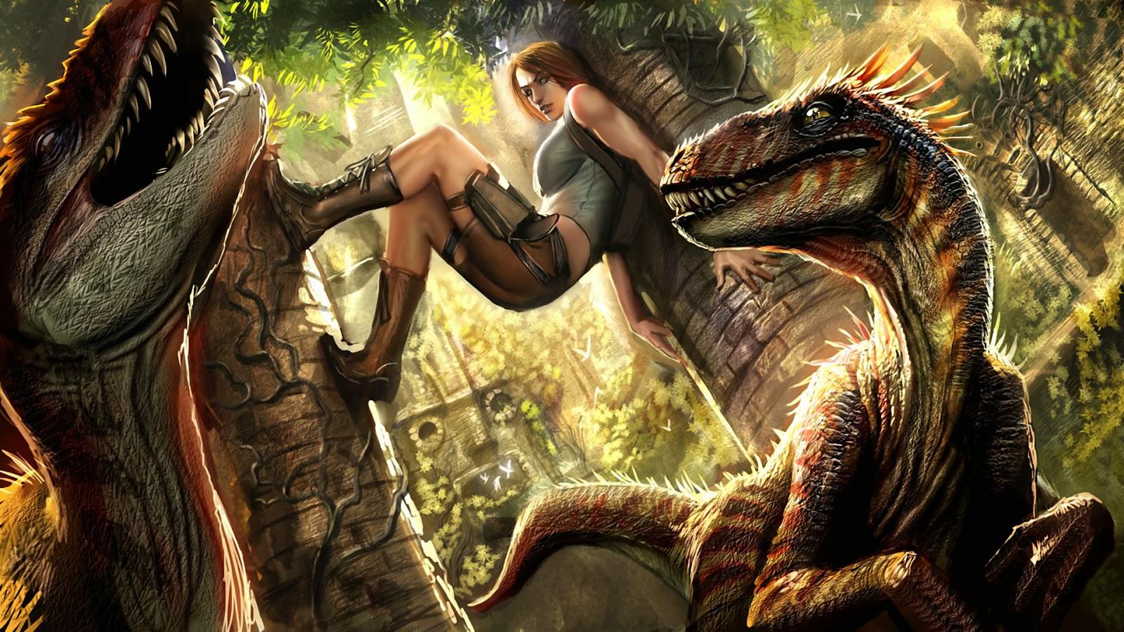 Dinosaur Sex Games 43