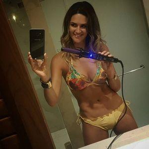 foto bikini leryn franco seksi