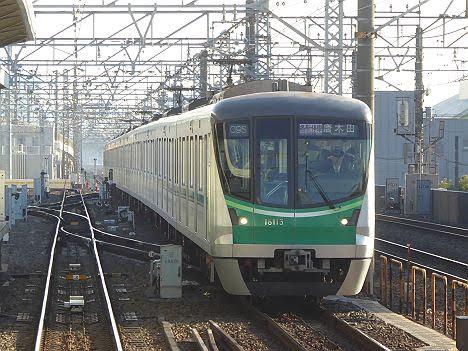 常磐線 千代田線直通 各駅停車 唐木田行き2 16000系(2018.3廃止)