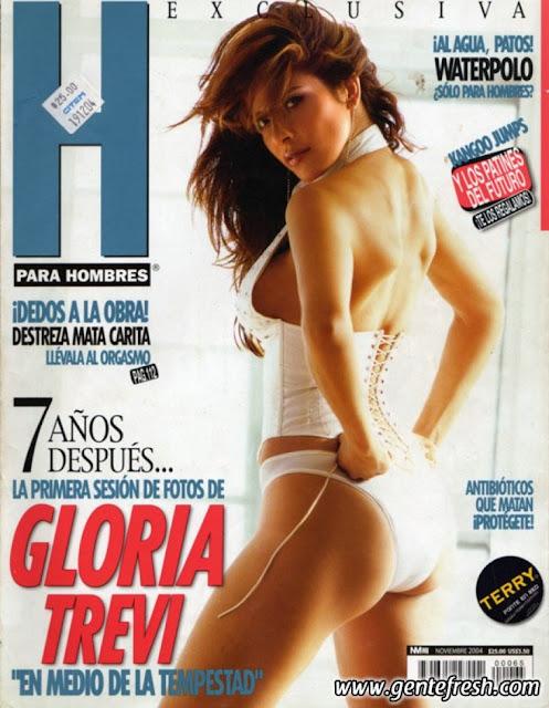 Gloria Trevi Revista H Noviembre 2004