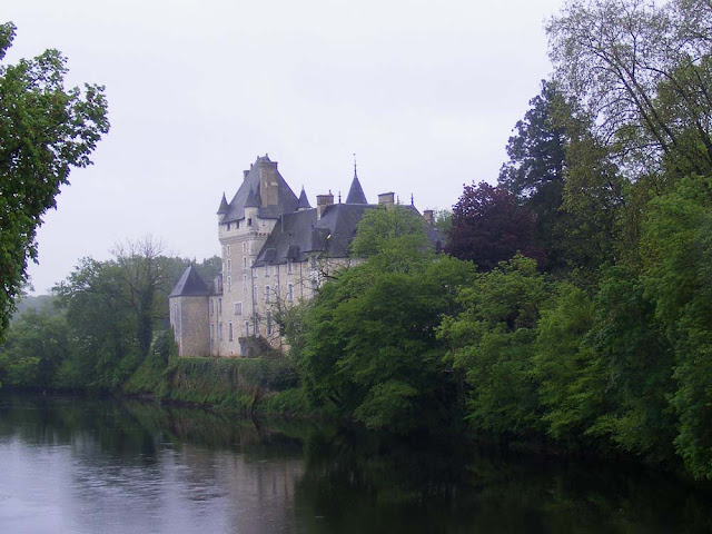 Chateau de la Tour, Rivarennes. Indre. France. Photographed by Susan Walter. Tour the Loire Valley with a classic car and a private guide.