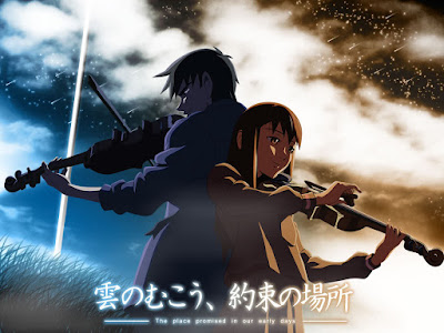 فيلم الانمي Kumo no Mukou, Yakusoku no Basho مترجم عدة روابط