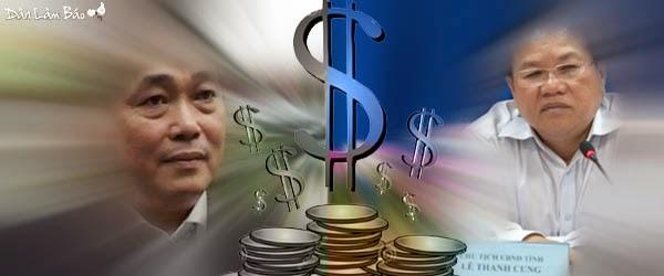 Dũng Lò Vôi tố cáo Chủ tịch tỉnh Bình Dương Lê Thanh Cung