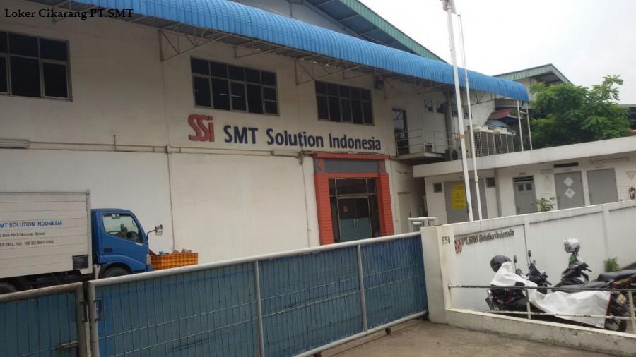 Info Lowongan kerja Cikarang Lulusan SMA/SMK PT Sumitronics Indonesia