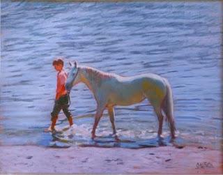 su-amor-por-los-corceles-lo-convierte-en-arte corceles-pinturas-oleo
