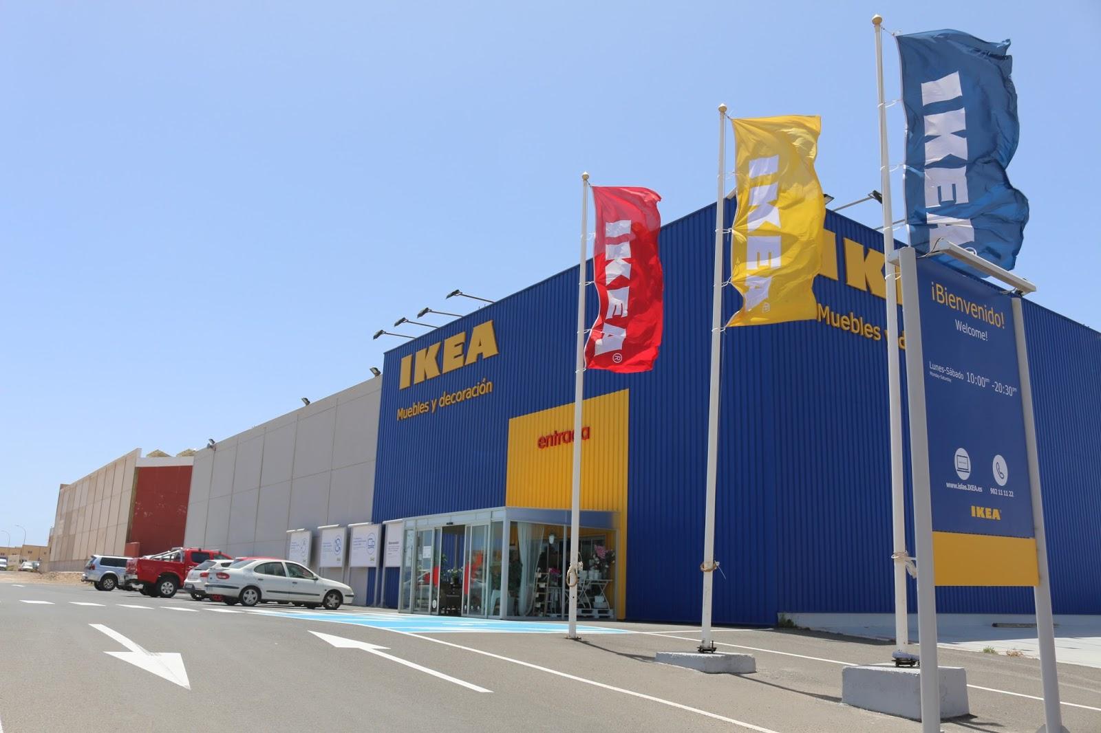 ikea anuncia al de antigua la apertura de un centro de venta en la zona industrial costa de antigua