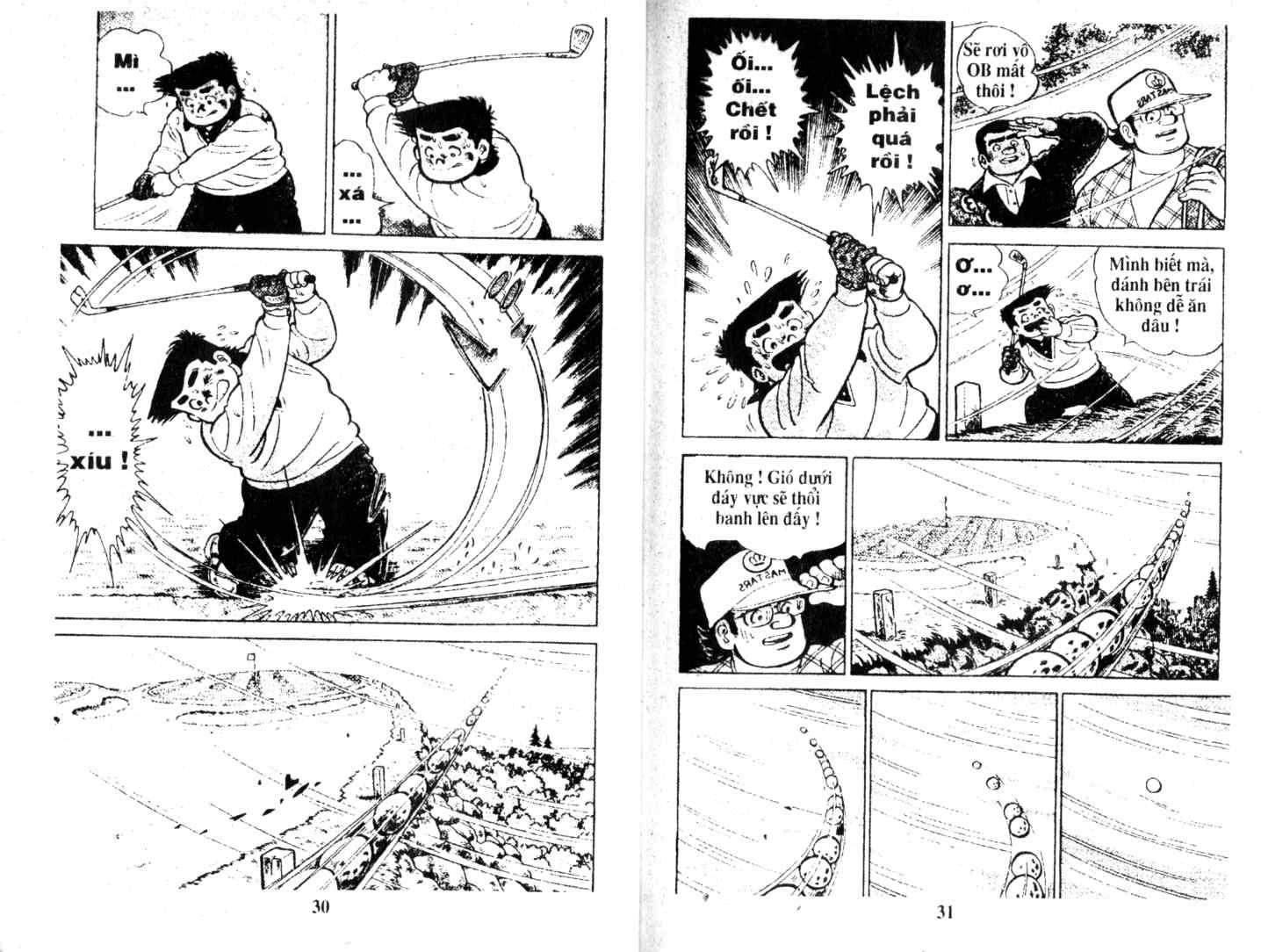 Ashita Tenki ni Naare chapter 16 trang 14