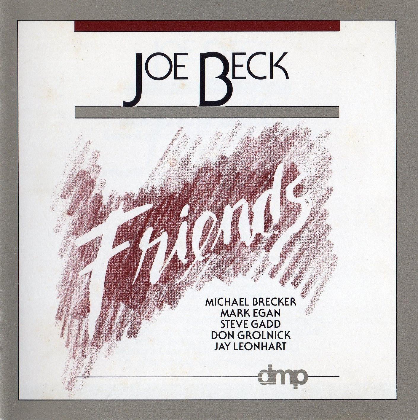 jazz rock fusion guitar joe beck 1984 friends. Black Bedroom Furniture Sets. Home Design Ideas