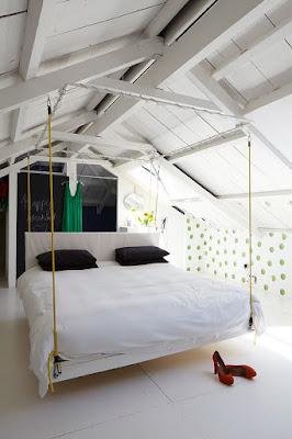 quartos com estilo escandinavo