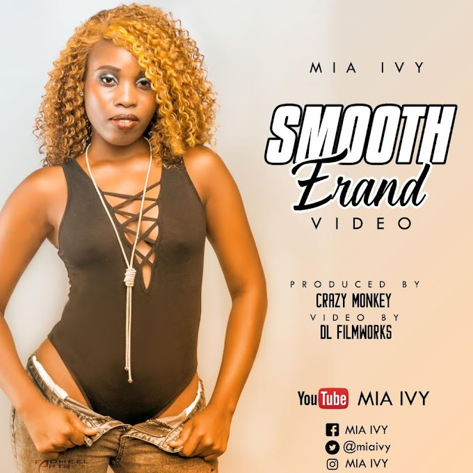 NEW MUSIC : SMOOTH ERRAND - MIA IVY
