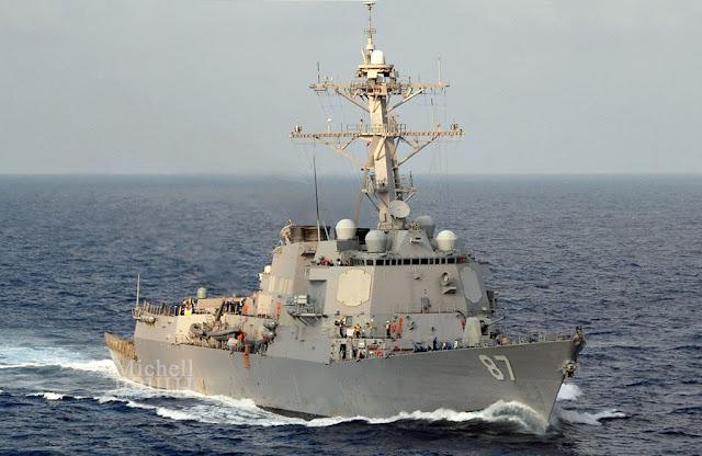 Um destroyer da Marinha norte-americana foi alvo de um ataque fracassado com mísseis nesta quarta-feira (12), numa ação vinda do território do Iêmen controlado pelos rebeldes houthis