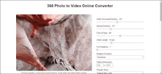 ثلاثة مواقع لإنشاء صورة 360 درجة في ثوان