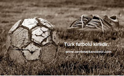 kirli futbol + şike