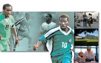 The Jay Jay Okocha / University of Bolton Scholarship
