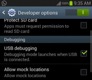 Mengatasi Smartphone Android Tidak Terdeteksi Di PC