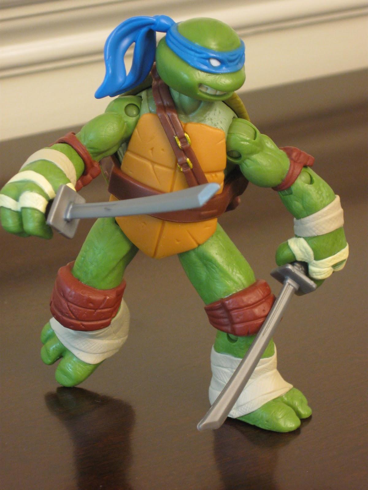 The Toyseum Leonardo Playmates Teenage Mutant Ninja