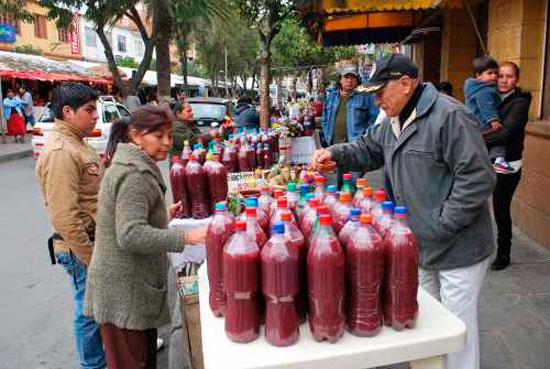 Prohibirán la venta de la chicha de uva en Carnaval Chapaco