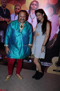 Shibani Kashyap Launches her Music Single led 24 Hours Irresponsible 008.JPG