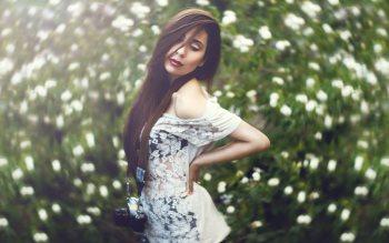 Wallpaper: Fashion Beauty Girl 4K