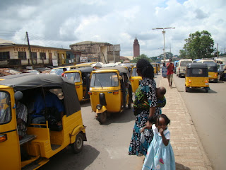 Keke in Yenagoa now rob and kidnap people for ritual