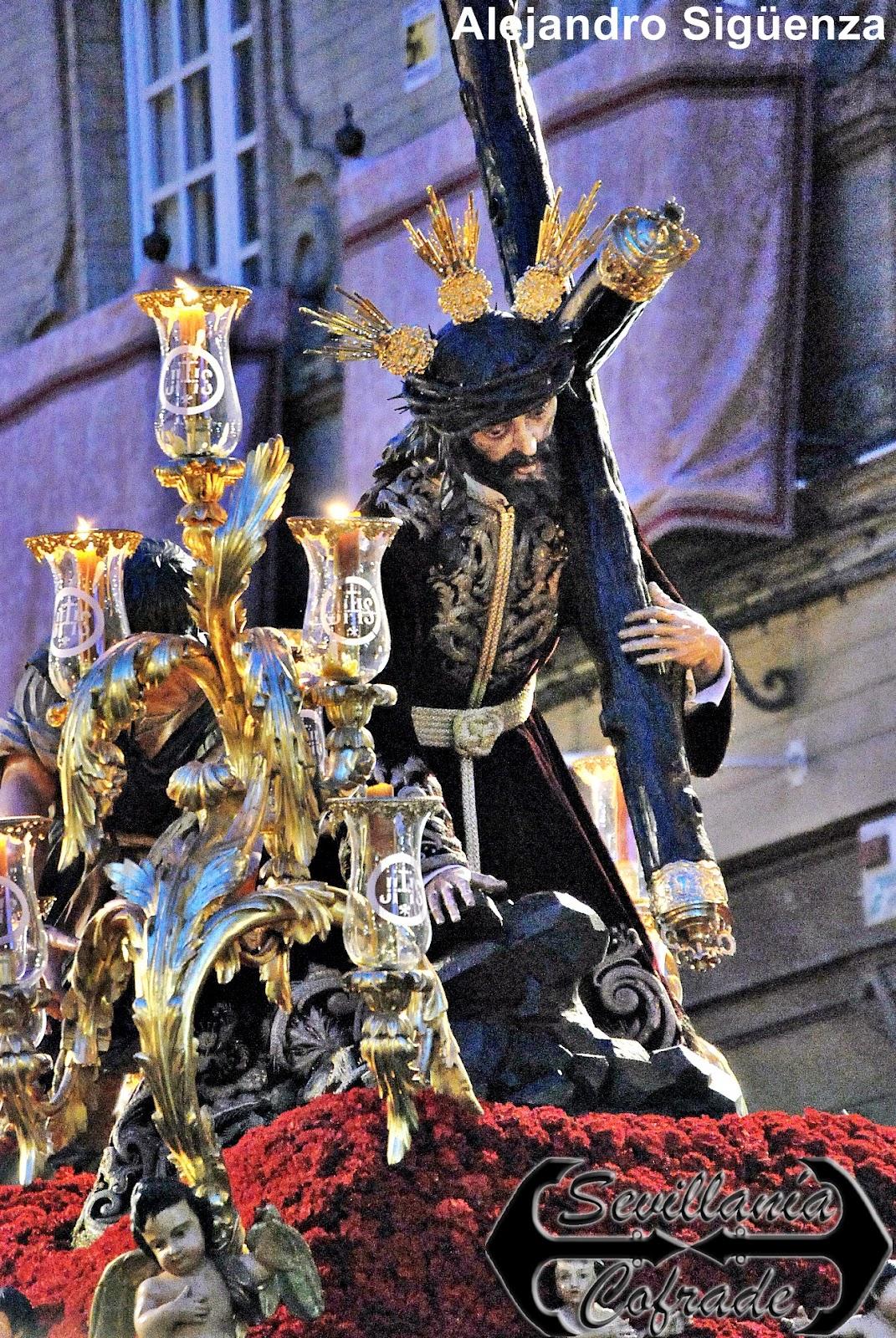 Cultos En Honor Al Senor De Las Tres Caidas De San Isidoro
