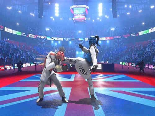 Taekwondo Grand Prix Game Free Download