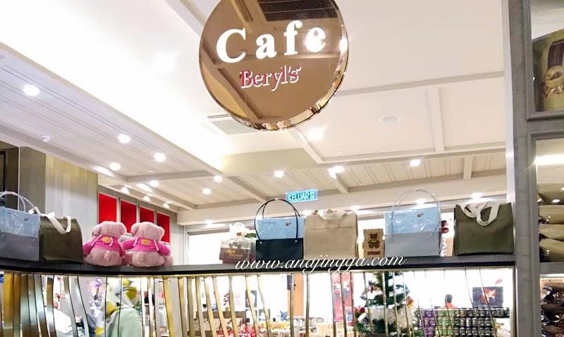 Beryl's Chocolate & Cafe - Untuk Peminat  Coklat