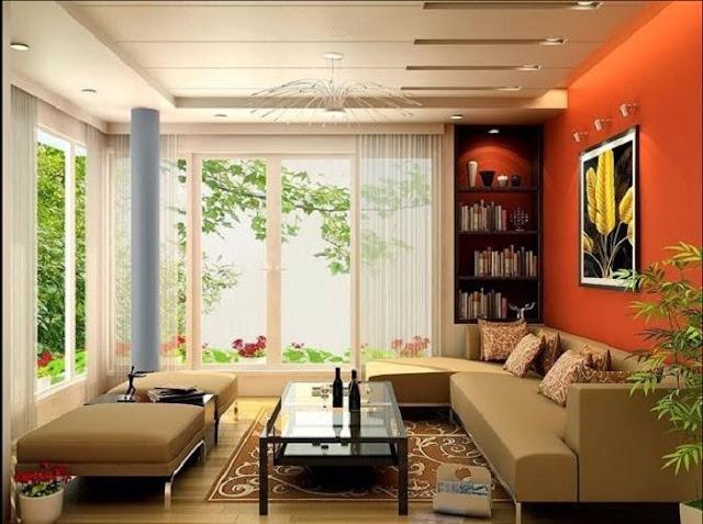 Thiết kế phòng khách đơn giản khoa học và đầy tinh tế
