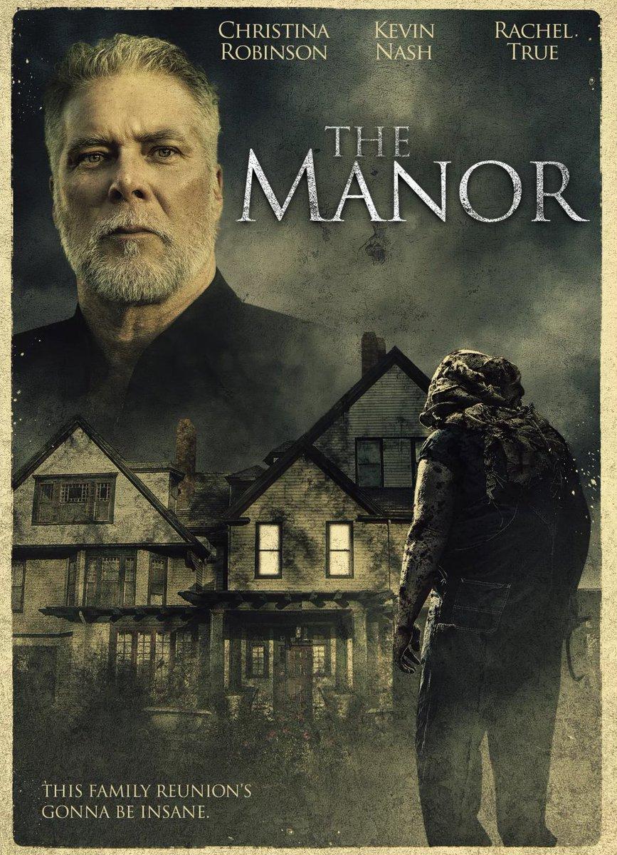 The Manor [2018] [DVDR] [NTSC] [Subtitulado]