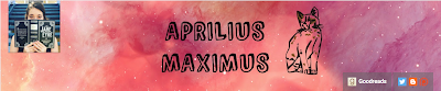 Aprilius Maximun booktube channel