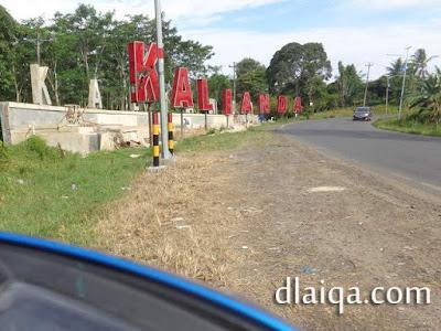 Fun Riding: Bandar Lampung Ke Kalianda, Lampung Selatan