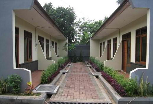 model rumah kos kosan minimalis 6 6