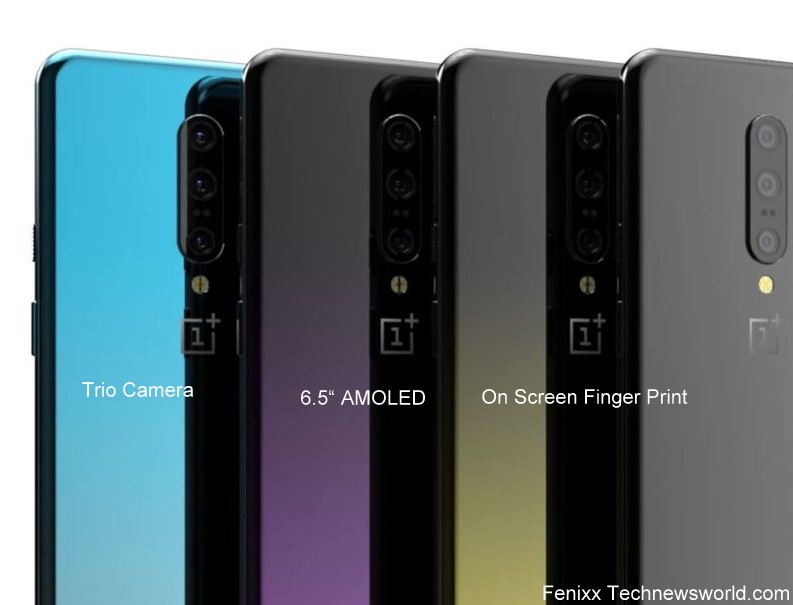 OnePlus 7 smartphone release date, UK, USA &