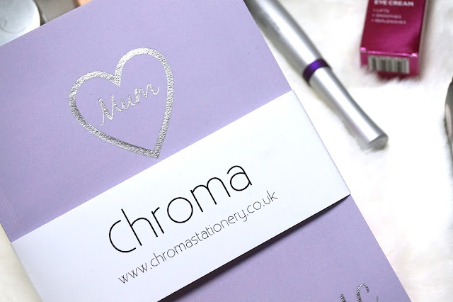 Chroma Stationery Notebook