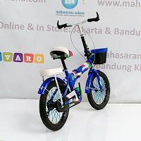 16 erminio sepeda Lipat anak