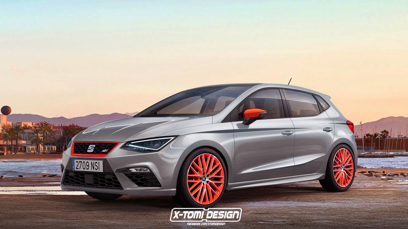 the new seat ibiza is just the beginning carscoops. Black Bedroom Furniture Sets. Home Design Ideas