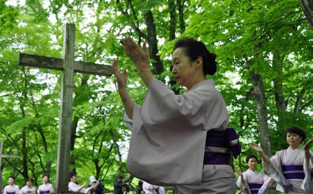 Yesus Tidak Disalib, Ia Wafat Di Jepang?