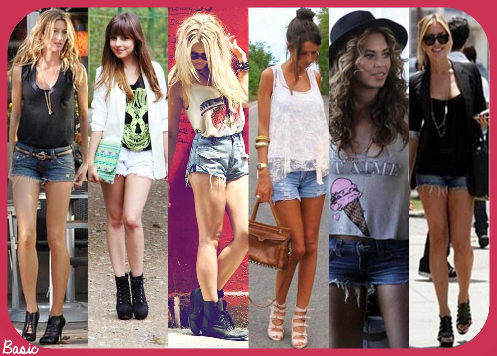 4c005f686d3f52 Brunfer Jeans: Shorts com barra desfiada, JÁ!