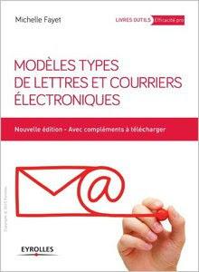 Télécharger Livre Gratuit Modèles types de lettres et courriers électroniques pdf