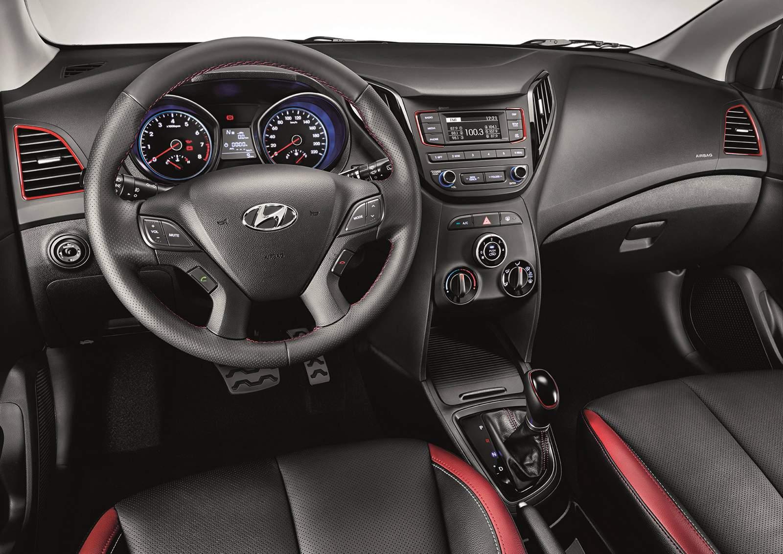 Hyundai HB20 para deficientes