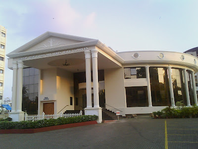 Milagres Hall Complex Falnir Road