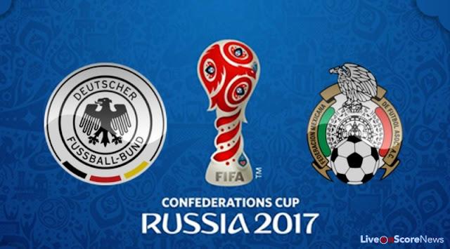 اهداف مباراة ألمانيا والمكسيك Germany vs Mexico في مونديال 2018 في روسيا
