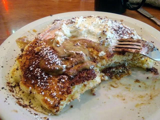 Jack Flaps tiramisu pancakes