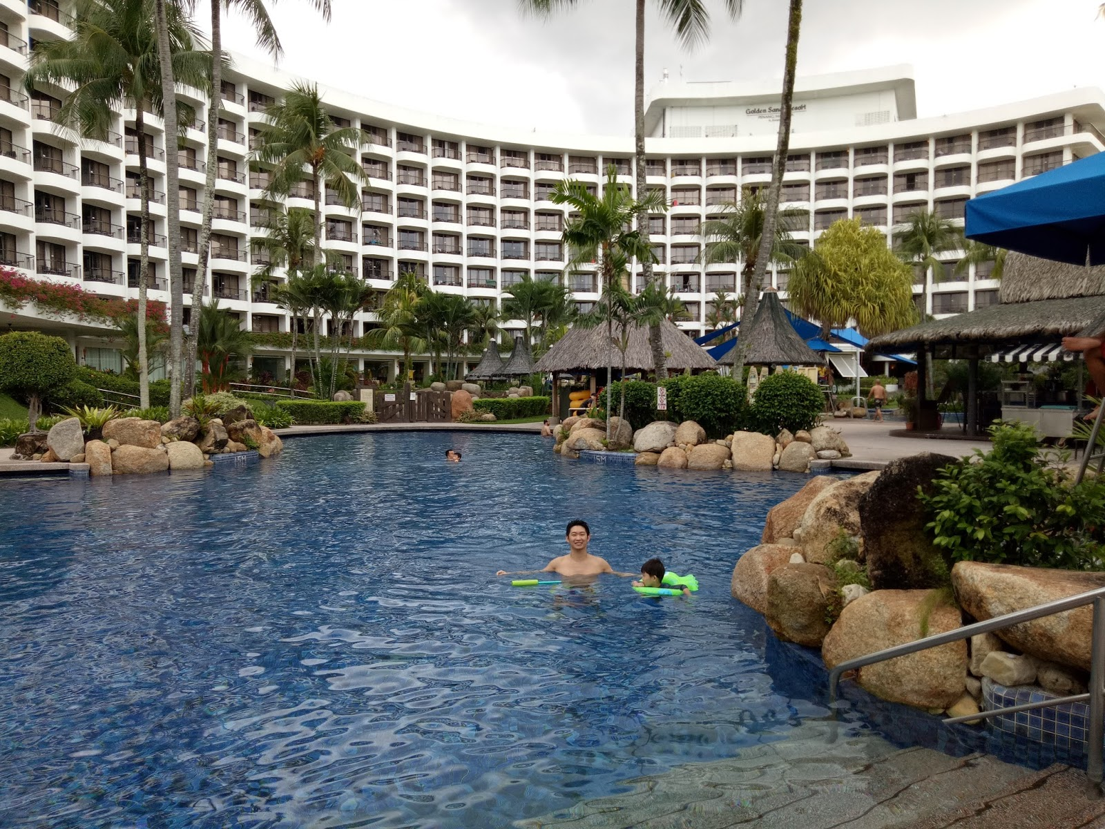 Leisure With Daddy B Golden Sands Resort By Shangri La Penang Our Family Vacation Hotel Review