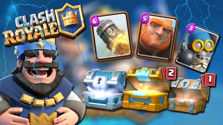 macam-macam chest di clash royale